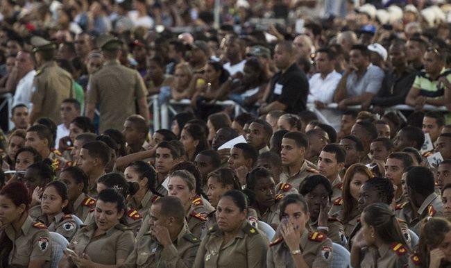 Százezrek búcsúztak Castrótól