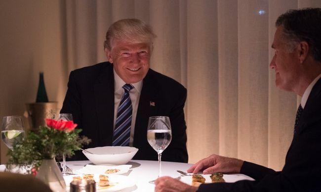 Meglepő kijelentést tett Trump