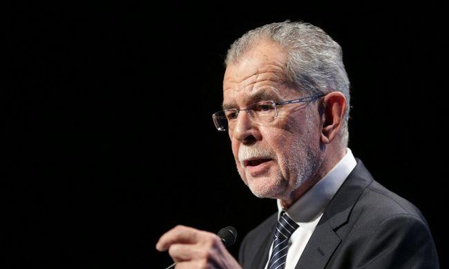 Itt az eredmény: ő Ausztria új elnöke