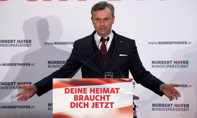 Elképesztő harc várható az osztrák választáson