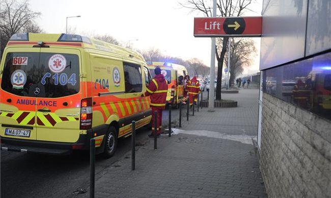 Fordulat a metróbalesetben: házkutatást tartottak a BKV-nál