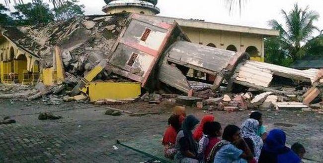 Több száz ház omlott össze, rengetegen meghaltak a hatalmas földrengésben