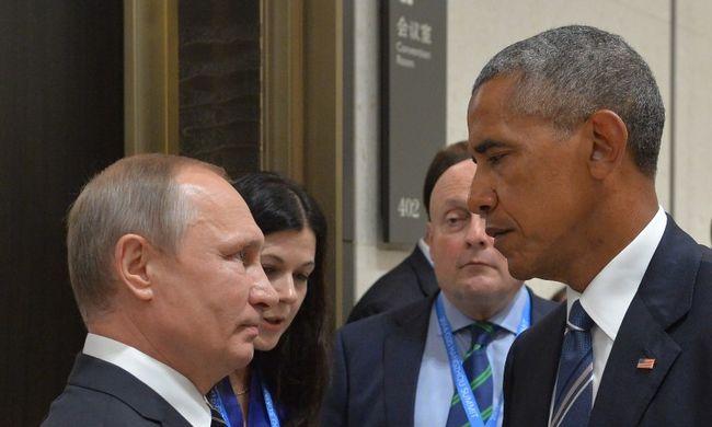 Obama még utoljára keresztbe tesz Putyinnak