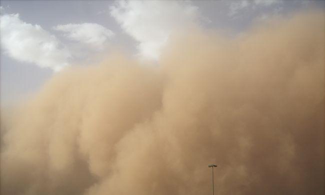 Katasztrófa küszöbén áll ez az ország a klímaváltozás miatt