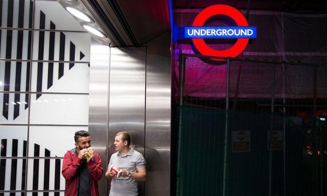 Kitiltották a metróból az egészségtelen ételek reklámjait, így védik az elhízástól a gyerekeket