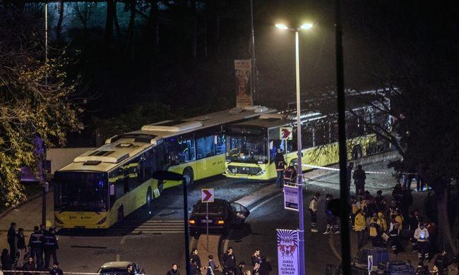 Gyorshír: futballstadion mellett robbantottak