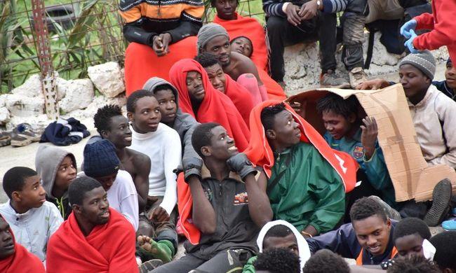 Eltolódik a migrációs útvonal, a spanyolokon a nyomás