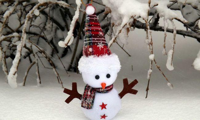 Kiderült, hogy lesz-e a hó idén karácsonykor