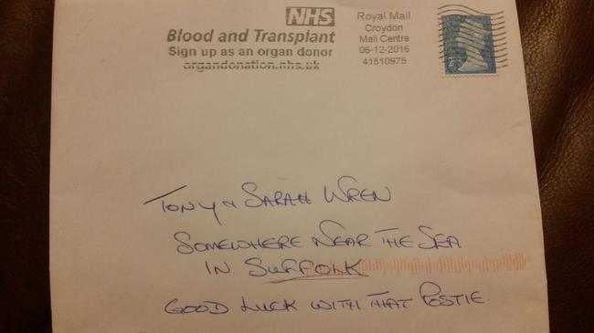 Csodát tett egy postás