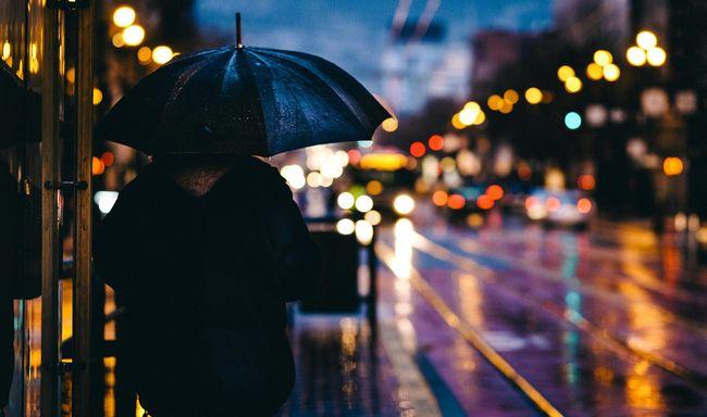 Ezzel vége a jó időnek: sok eső és szélvihar érkezik
