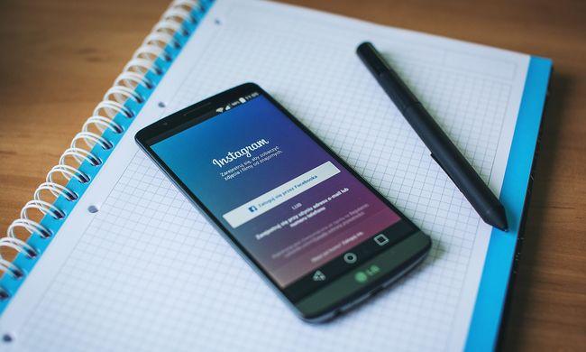 Újdonság az Instagramon: érkezik az élő közvetítés