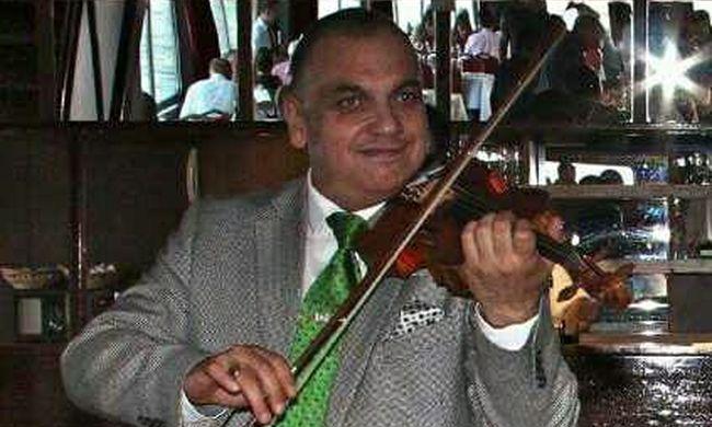 Percekkel a fellépés előtt hunyt el a Rajkó zenekar vezető prímása