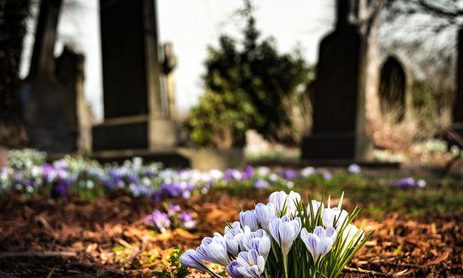 Már semmi sem szent: botrányos dolgot művelt egy asszony a temetőben