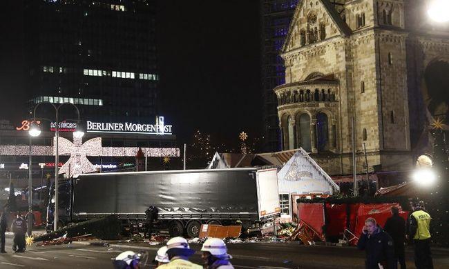 Kiderült: mégis szabadon mászkálhat a berlini merénylő