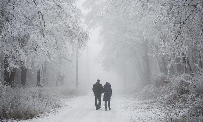 Figyelmeztetnek a meteorológusok: extrém hideg jön