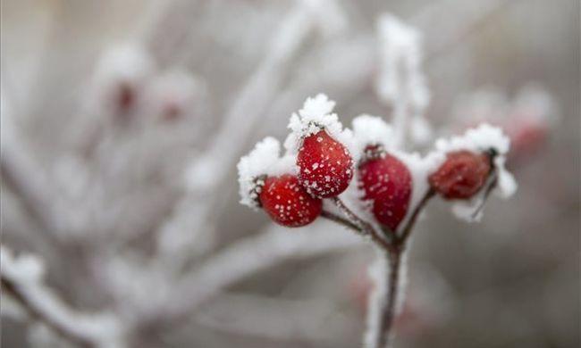 Hidegfront hűti le a levegőt, havat és ónos esőt hoz