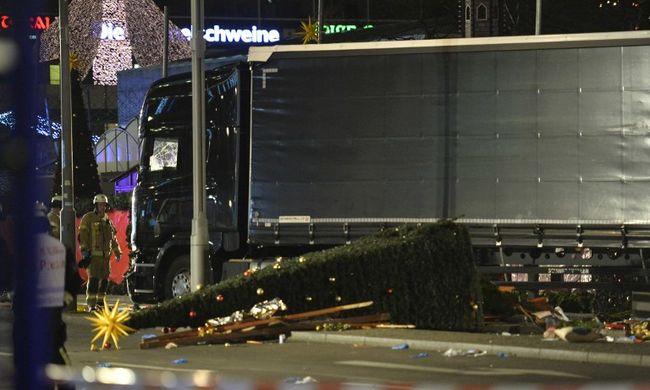 Így történt a berlini támadás - videó
