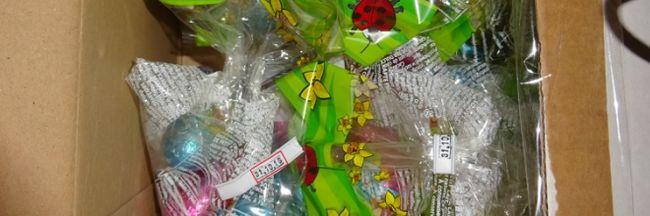 Több tonna romlott karácsonyi csokit vontak ki a forgalomból - videó