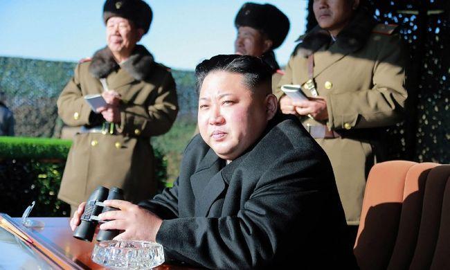 Nagy a baj: az Iszlám Állammal szövetkezik Kim Dzsongun