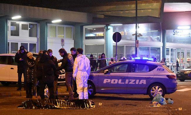 Megdöbbentő részletek derültek ki: ezt ordította a berlini mészáros, amikor lelőtték