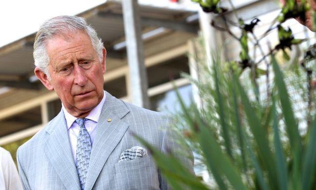 Baljós beszédet mondott Károly herceg, mégis kinevették