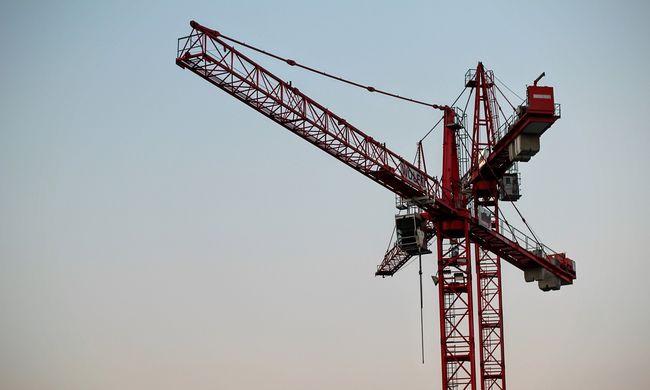 Halálos építkezés: életét vesztette egy munkás