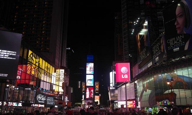Kukásautókkal védik majd a New Yorkban szilveszterezőket