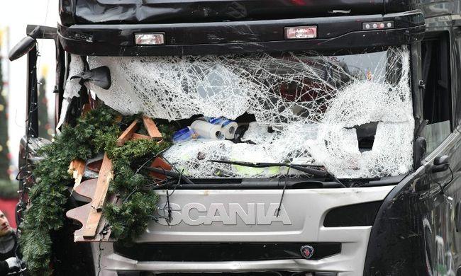 Ámokfutó akarta megismételni a berlini terrortámadást