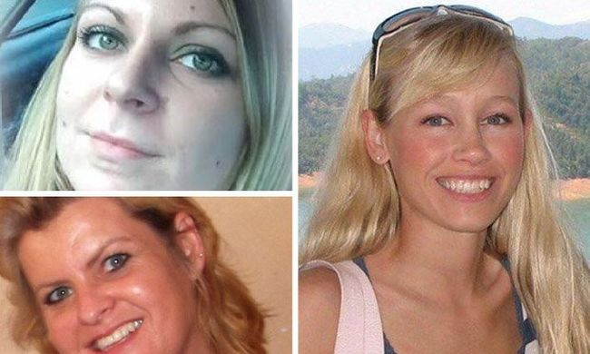 Rejtélyes körülmények között tűnt el ugyanonnan ez a három szőke, kékszemű nő