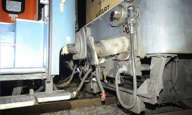 Súlyos sérültjei is vannak a vonatbalesetnek, ez okozta az ütközést