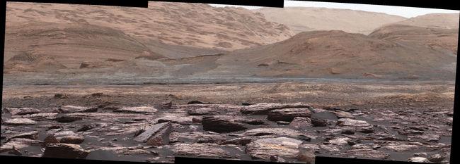 Ilyen köveket eddig még nem találtak a Marson