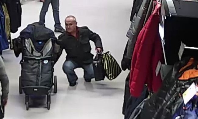 Ismeri Tóth Istvánt? Ez a férfi budapesti babakocsiból lopott