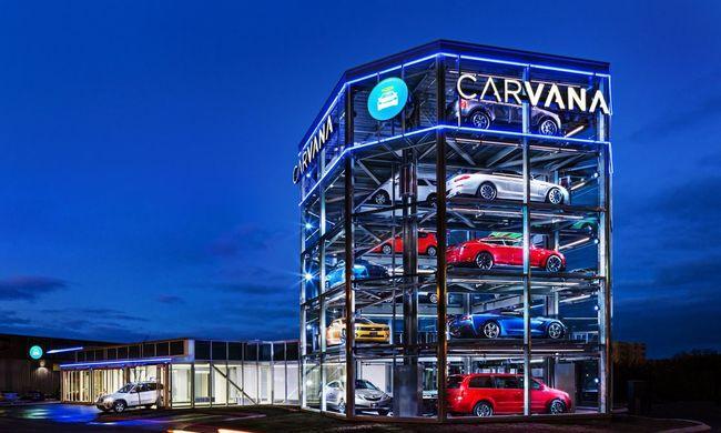 Ilyen a jövő? Autóautomatából vásárolhatunk!
