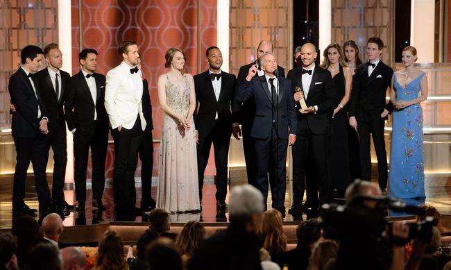 Sztárok Trump ellen: gyalázkodásba fulladt a Golden Globe díjátadó