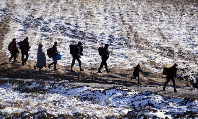Enyhült a nyomás a magyar határon