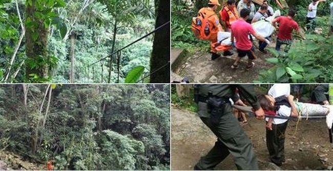 Borzalmas tragédia történt a turistákkal, gyerekek is meghaltak