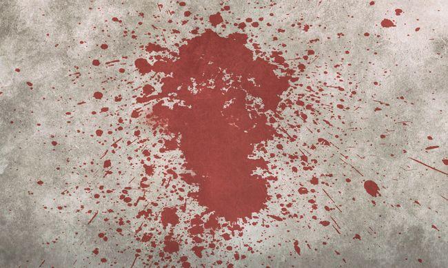 Szörnyű látvány: vérben úszó, meztelen holttestre bukkantak az úton