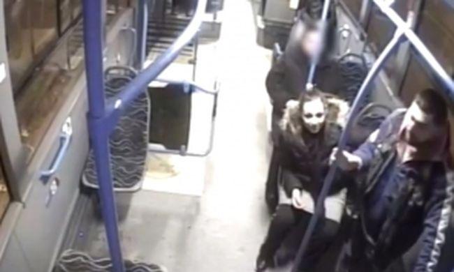 Magányos utasra támadtak a 9-es buszon, felismeri őket?