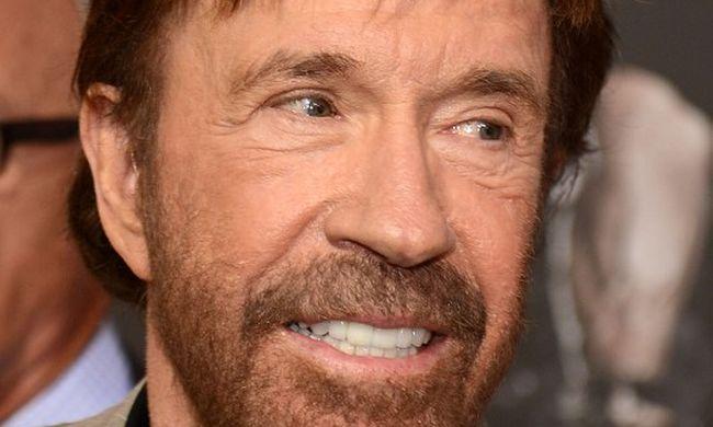 Kiderült, hol találkozhatsz Chuck Norrissal, íme a részletek