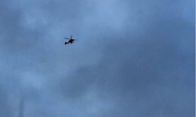 Felszálltak a rendőrségi helikopterek: lövöldöztek az általános iskolánál