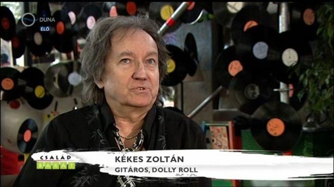 Meghalt a Hungária és Dolly Roll ikonikus alakja, Kékes Zoltán