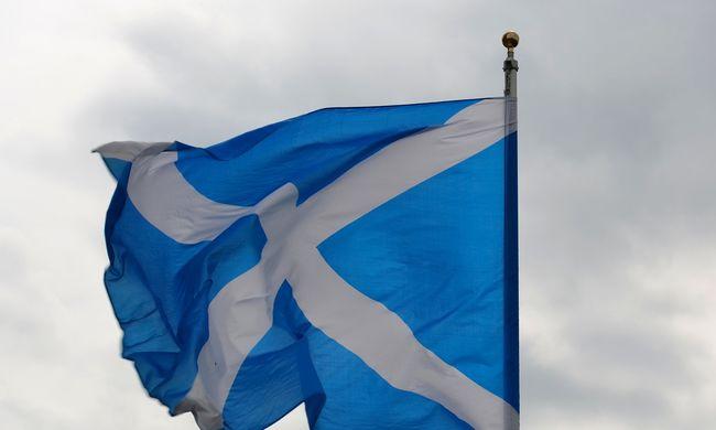 Komoly pofont kapott Skócia