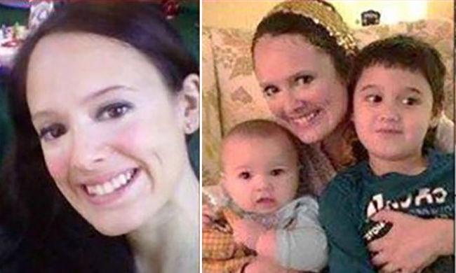 Vakrandija után tűnt el a gyönyörű anya a gyerekeivel
