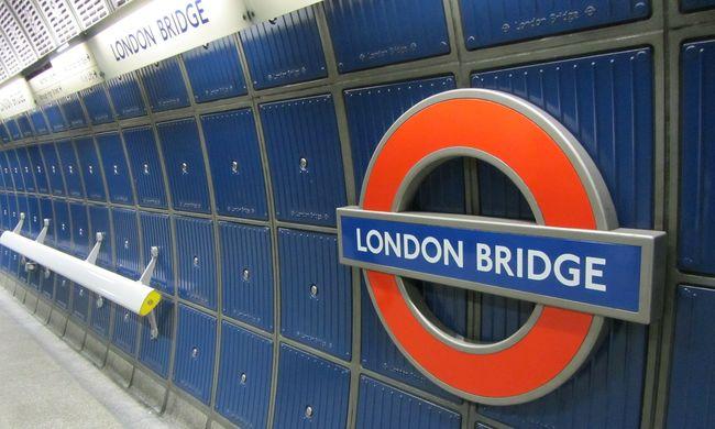 Lövöldözés tört ki a londoni metrónál, halálos áldozat is van