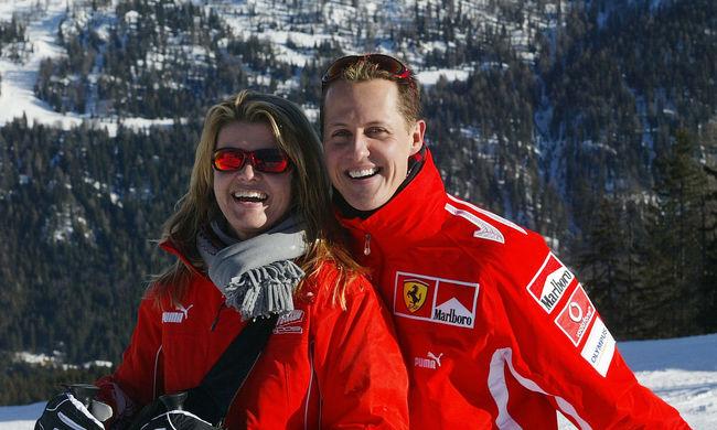 Rengeteg pénzhez juthat Schumacher családja