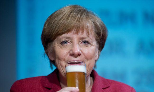 Sikerének titkait is elárulta Merkel