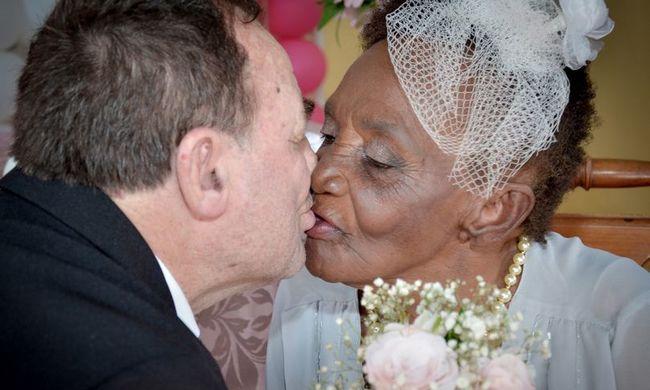 Minden hozzátartozója meghalt, mire eljegyezték 106 évesen