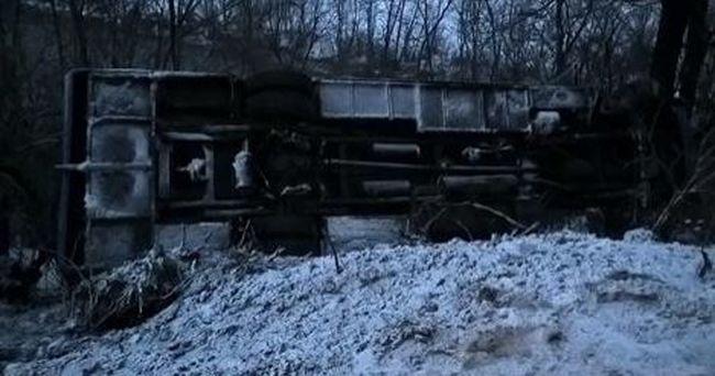 Szörnyű baleset történt: ezért zuhant szakadékba egy utasokkal teli busz a Tiszánál