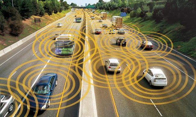 Ha az autó beszélni tudna (1. rész) - Kommunikáció gépjárművekben és gépjárművekkel