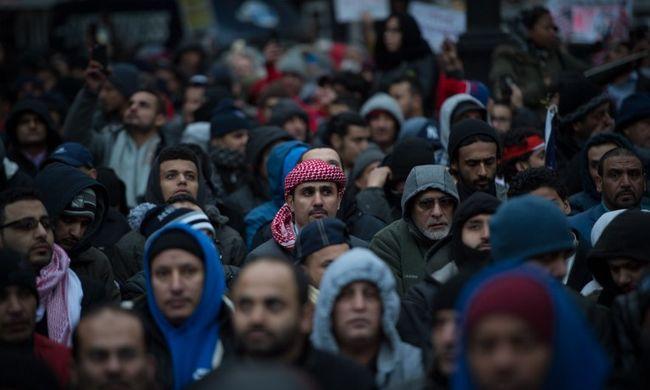 """""""A hitetlenek torkát el kell vágni"""" - terrorista migránst fogtak el"""